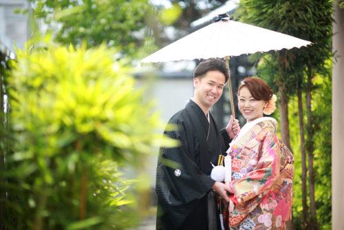 浜松で入籍するカップルさんへお勧めのフォトプラン。結婚式の前撮りとしても人気のウェディングフォトです。
